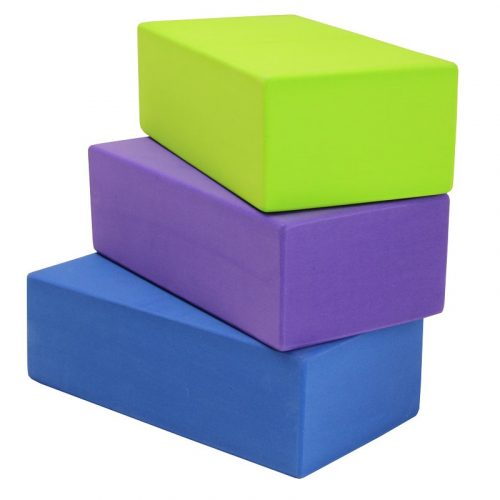 hi-density yoga brick
